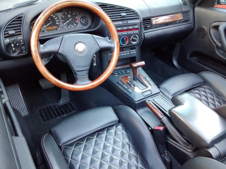Euro E36 Interior Project With Images Bmw Interior Bmw E36