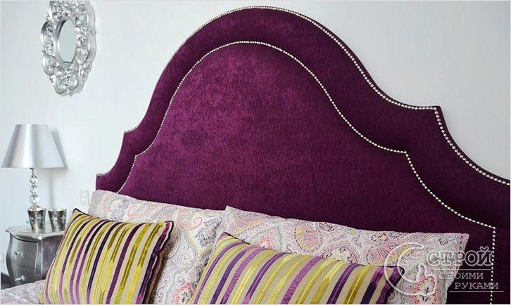 Как сделать пуфик к кровати своими руками - У Самоделкина 96