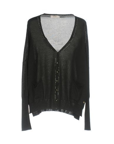 VDP COLLECTION Women's Cardigan Black 8 US