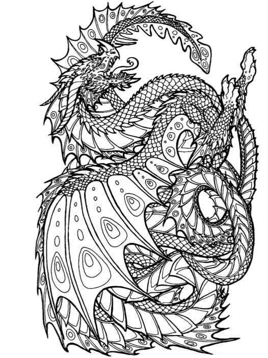 technocorner70 I will make adult coloring page drawings and
