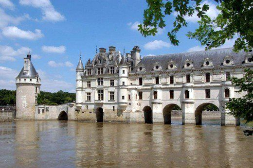 Chateau de Chenonceau - I wish this was my house!