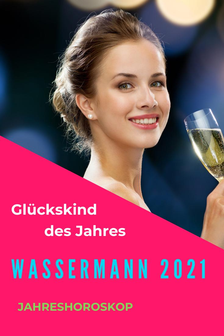 Horoskop 2021 - Wassermann | Horoskop wassermann