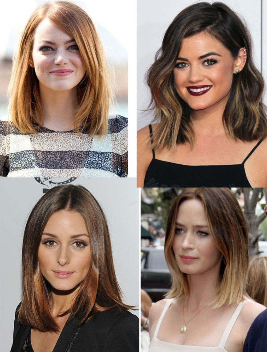discover the best haircut for your face shape   hair   oval