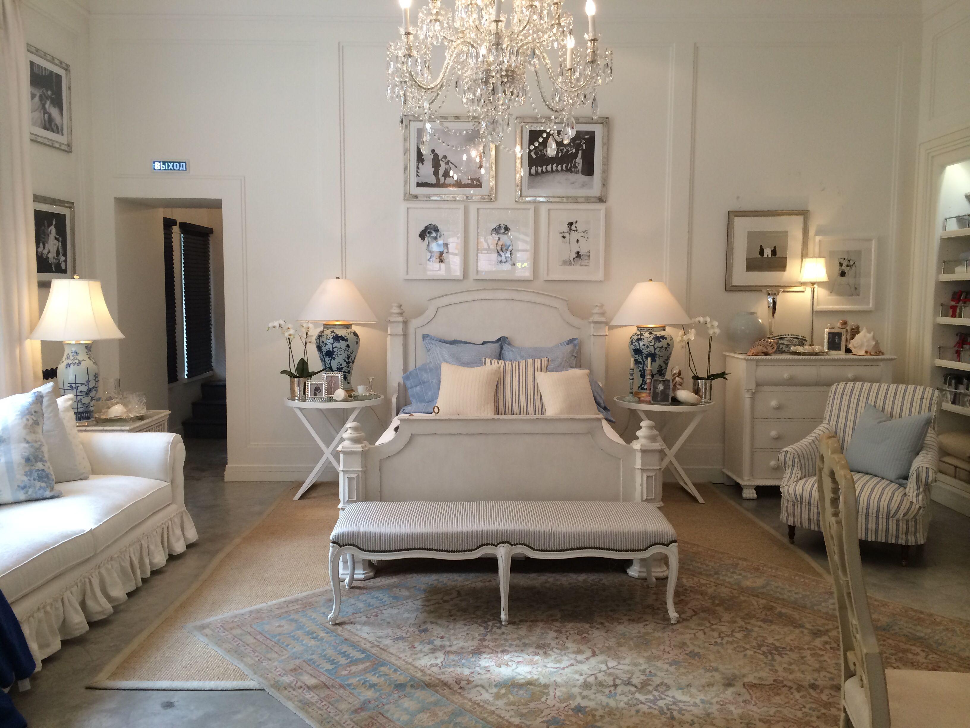 Rosecliff Bedroom from Ralph Lauren Home. JAXON ROOM