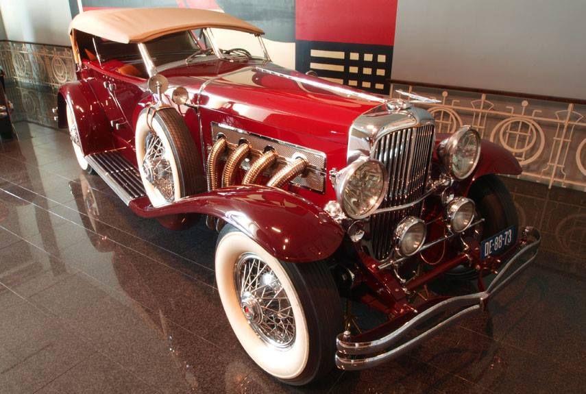 The Duesy Model J- the most powerful pre-war American car... | Sweet ...