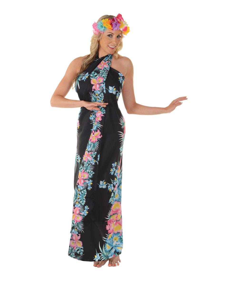 I would do a flower behind one ear and add a ukulele. Luau Adult Womens Dress u2013 Spirit ...