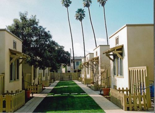 Accessible Housing Bungalow California Bungalow Tiny House Village
