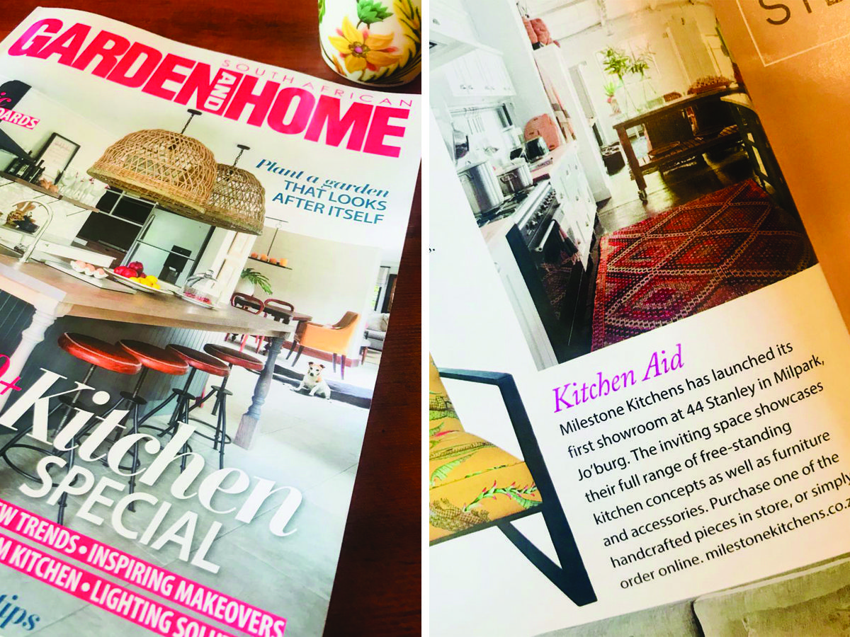 Pin on Milestone Kitchens in the Media