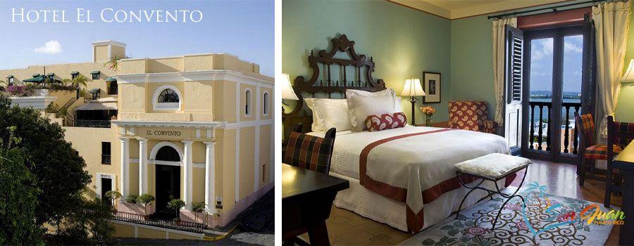 Hotel El Convento Luxurious In Old San Juan Puerto Rico