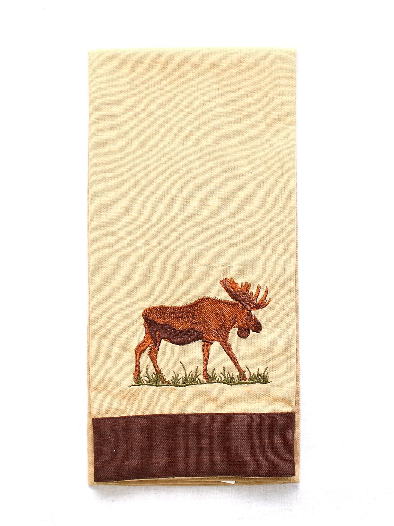 Moose Dish Towel From Home Comfort Moose Pictures Moose Decor Moose Crafts