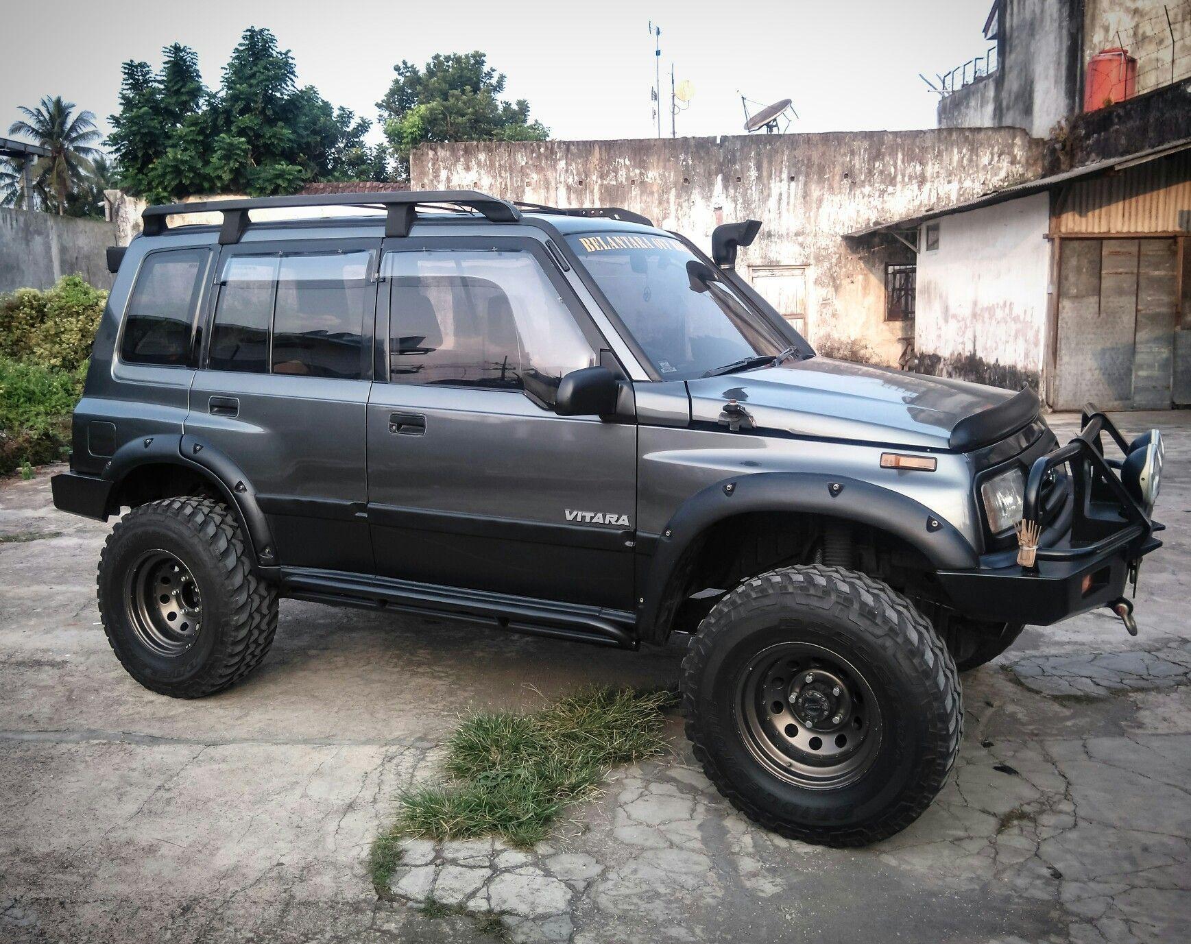 Pin By Alexander Durchov On Jeep Suzuki Vitara 4x4 Suzuki