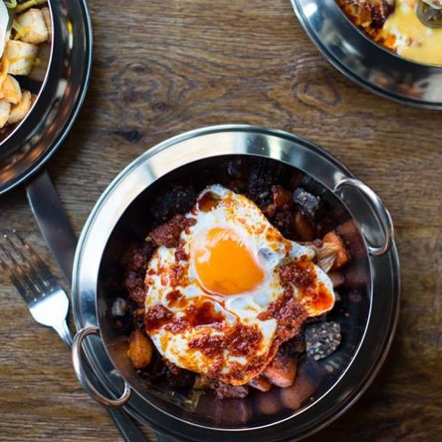 Bad Egg | Moorgate | Brunch at Bad Egg means eggs, spice and limitless bloody Marys
