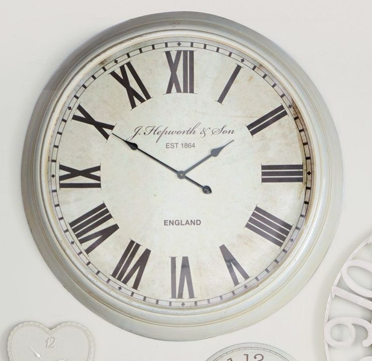 Why Pick Large Kitchen Wall Clocks In 2020 Cream Wall Clocks