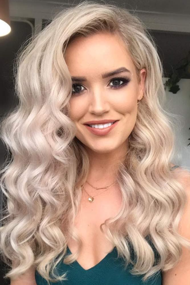 19 hairstyles Long wavy ideas