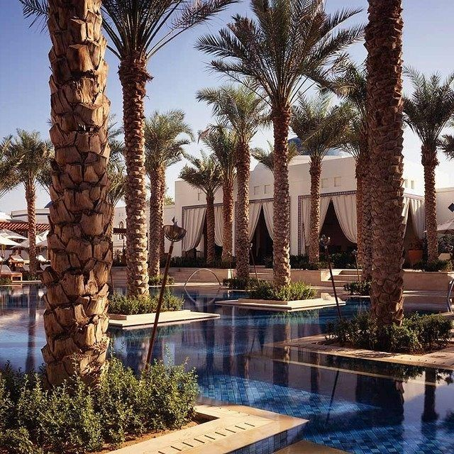 Park Hyatt #Dubai is the perfect tranquil oasis from which to experience the big city.