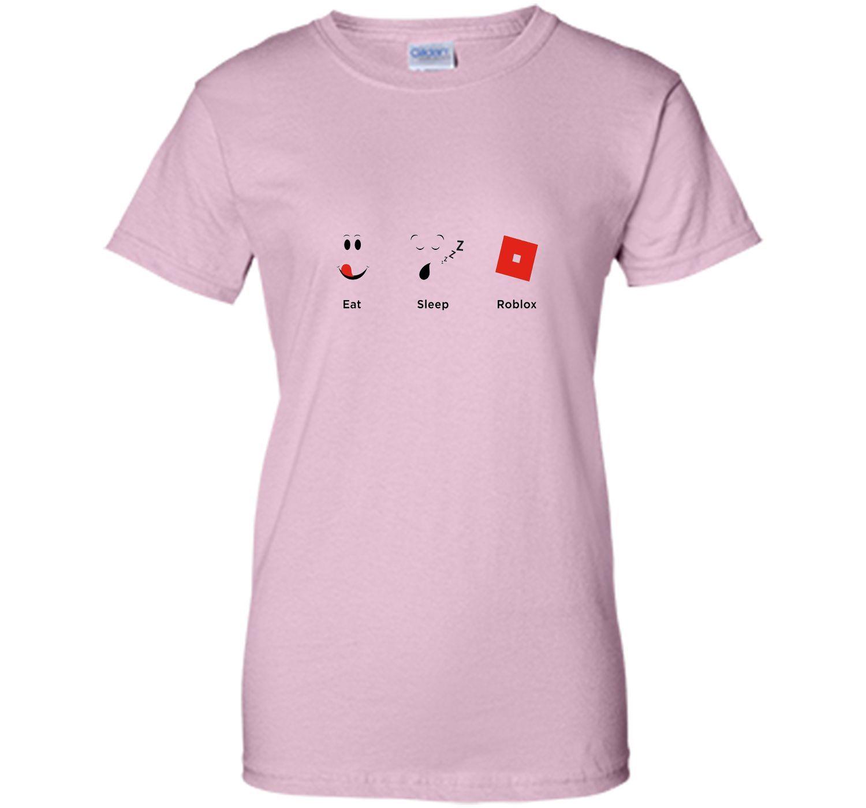 Eat Sleep Roblox T Shirt Shirts Roblox Shirt Roblox