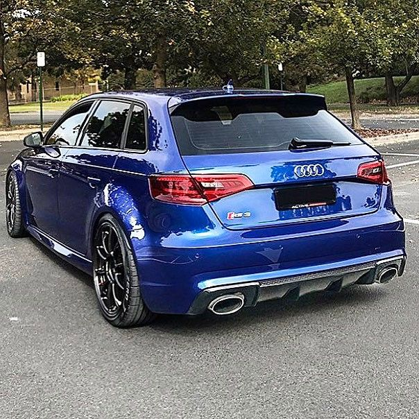 Tuned Audi Rs5: Tuning And Carstyling
