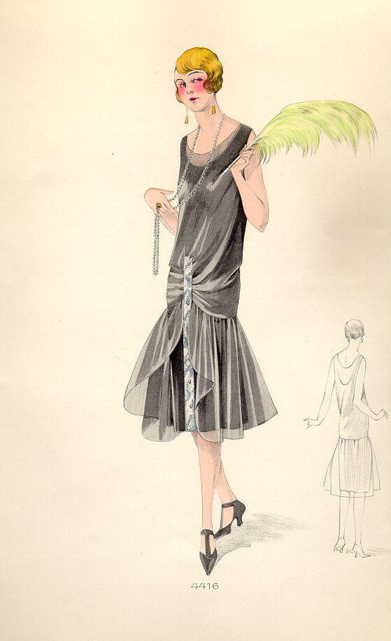 flapper | 1920\'s | Pinterest | 20er