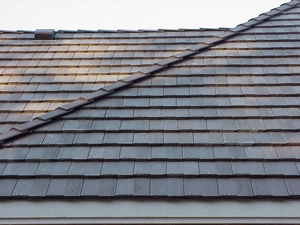 Flat concrete roof tiles google search roof for Flat tile roof
