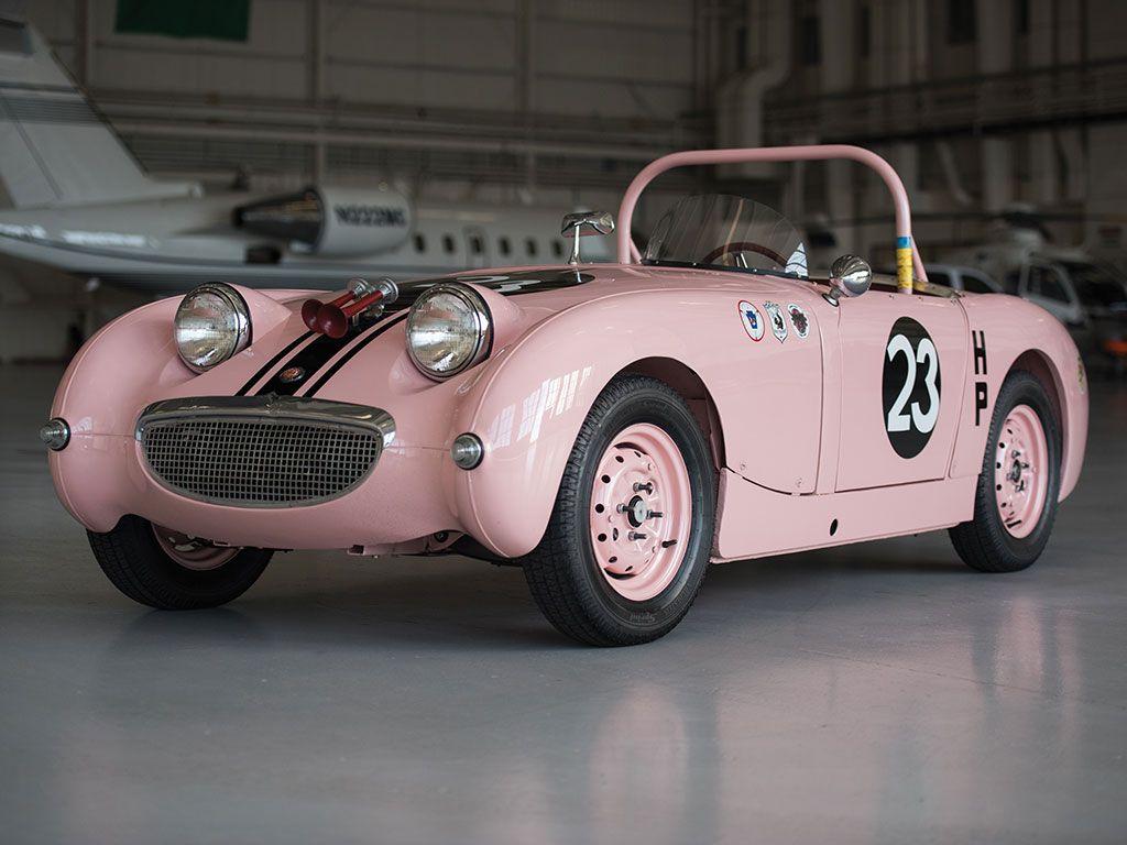 1959 Austin-Healey Sprite Mk 1 \