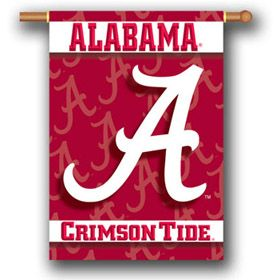 Fly Your Crimson Tide Pride With A 28 X 40 Alabama Crimson Tide Flag For Your Home From Cvs Flags Alabama Crimson Tide Logo Alabama Crimson Tide Crimson Tide