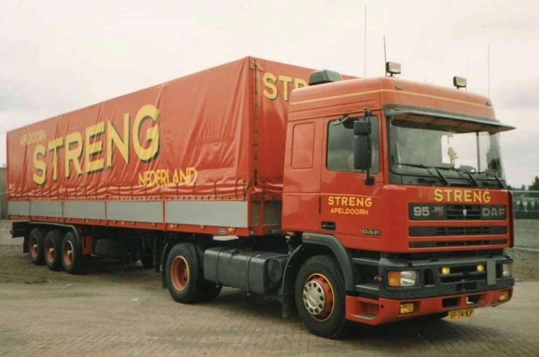 Pin op DAF trucks (incl.Ginaf)