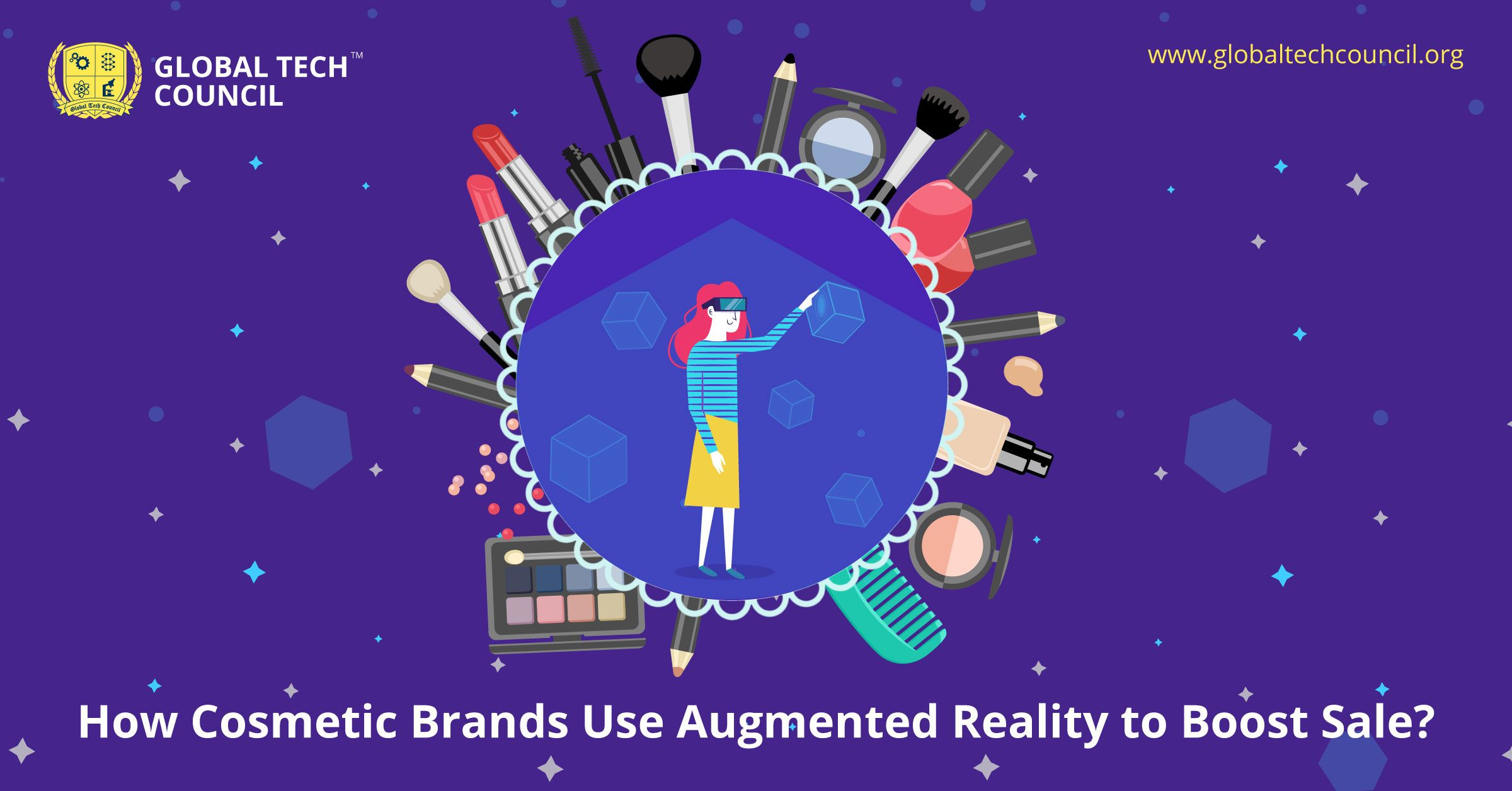 From AR sets to browsers and videos, every industry today