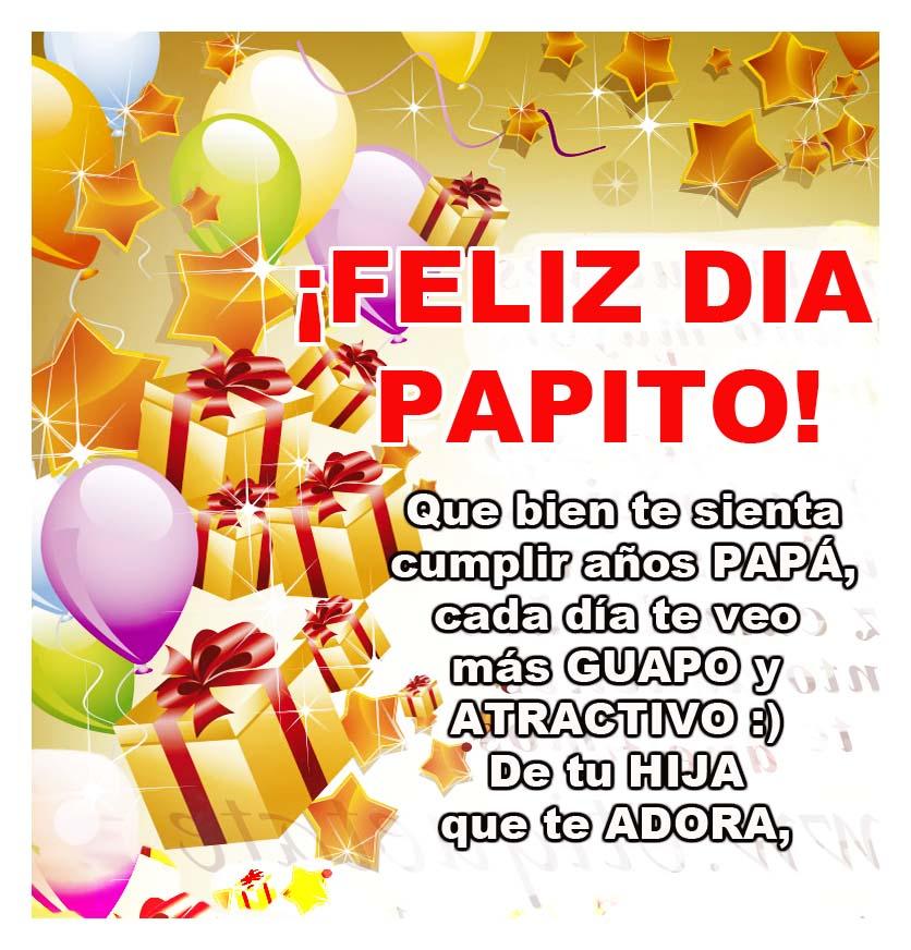 Saludos De Cumpleaños Para Papa Cristianas Cumpleaños Club