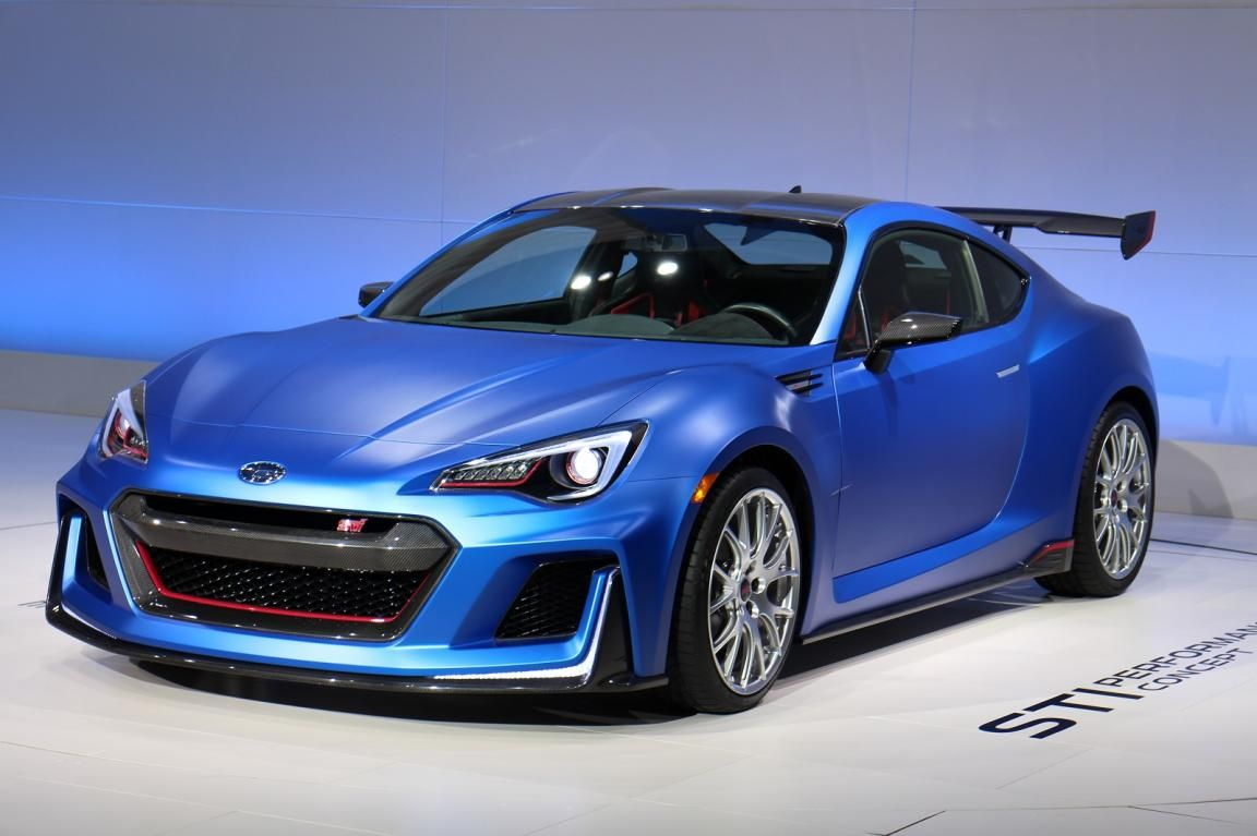 2016 Subaru BRZ STI Release Date, Specs, Price Subaru