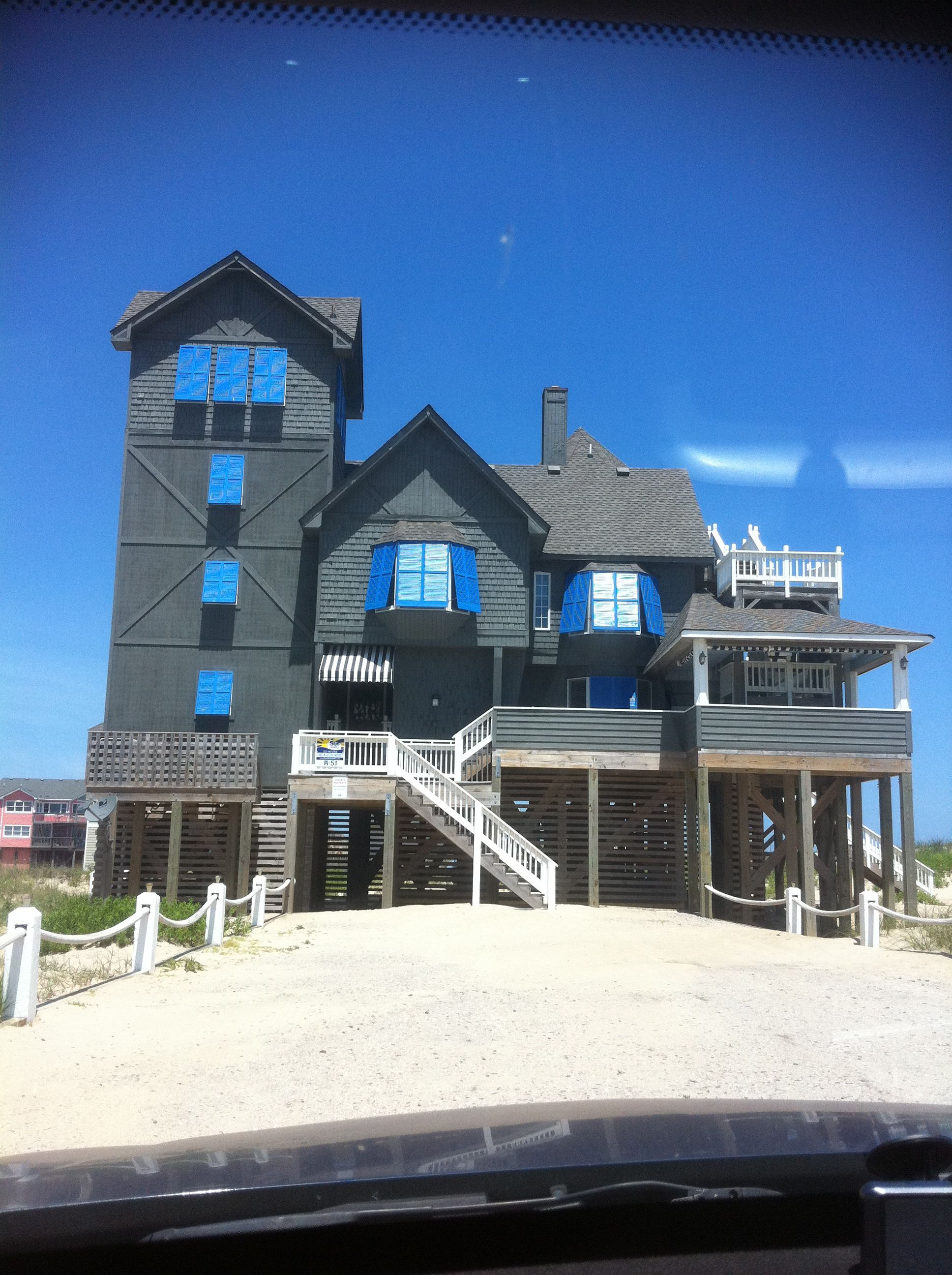 House from Nights In Rodanthe Movie Beautiful homes
