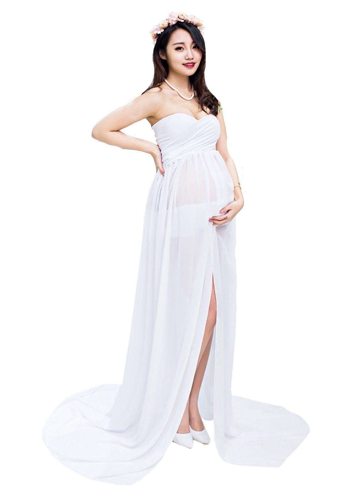 2e7be83fc893 White Maternity Maxi Dress Amazon - Barrier Surveillance