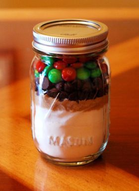 M&M Chocolate Chip Cookie Mix
