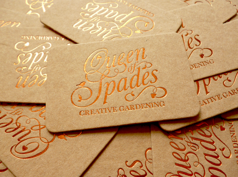 Metallic foil on chipboard business cards design business cards metallic foil on chipboard business cards colourmoves
