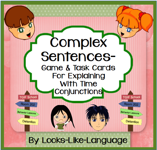 how to join sentences using conjunctions