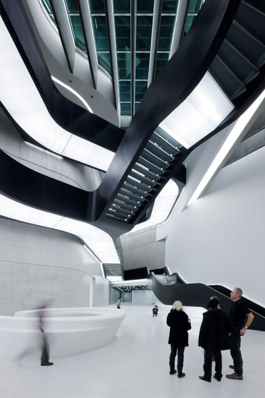 Award Winners at the 2010 World Architecture Festival