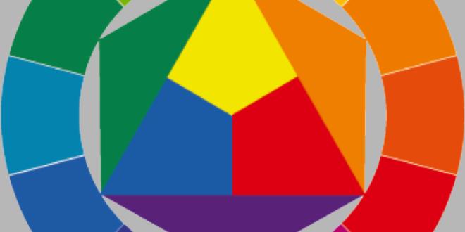 دائرة الألوان كيفية تنسيق الألوان Shabby Chic Shabby Pie Chart