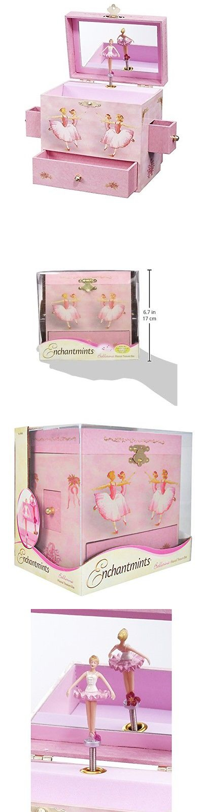 Other Childrens Jewelry 84608 Enchantmints Ballerina Musical