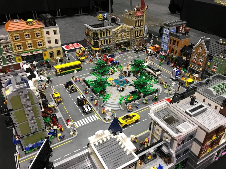 Картинки улиц города лего