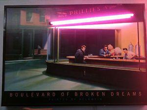 Boulevard Of Broken Dreams Nighthawks
