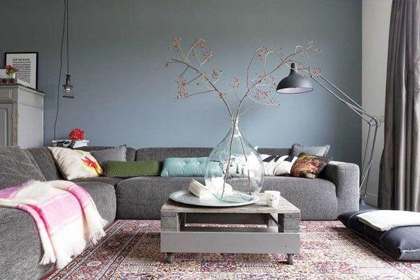 15x Eucalyptus Huis : Stoere grijze banken om bij weg te dromen fashionlab