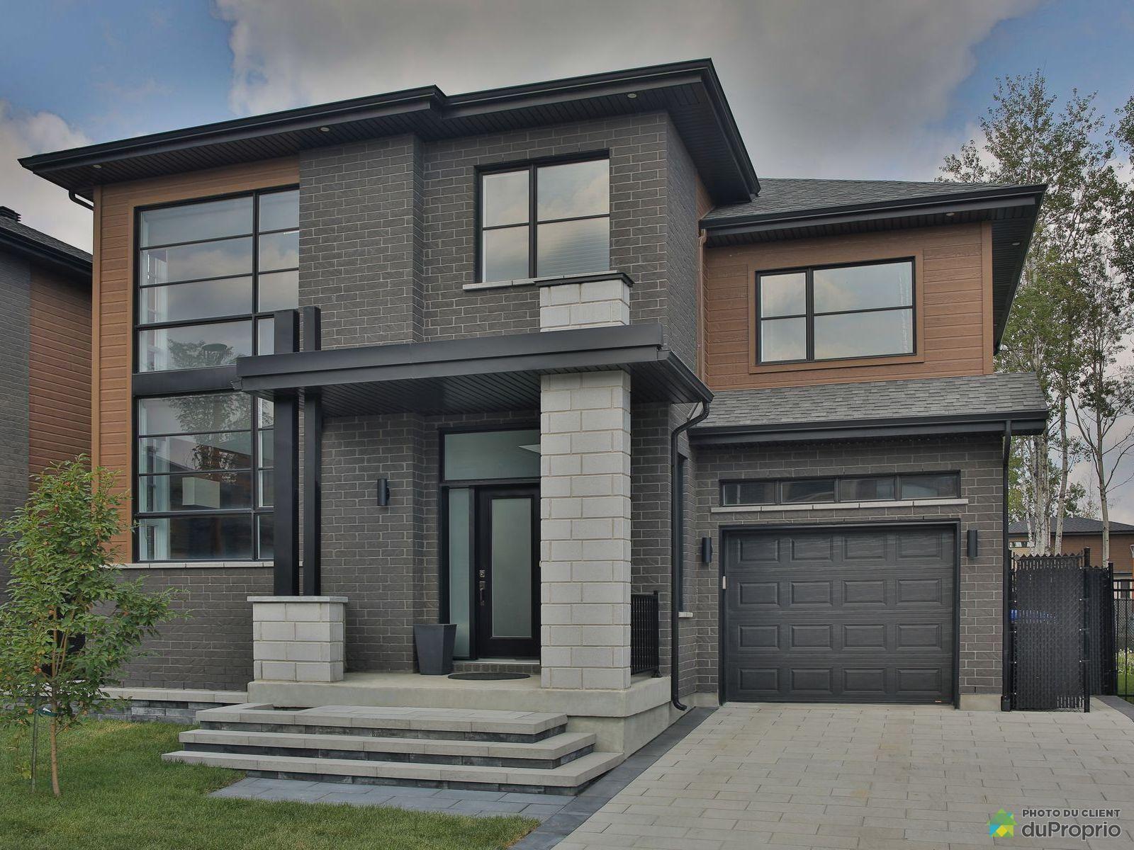 J Ai Vendu Sans Commission Avec L Aide De L Equipe Duproprio Facade House House Designs Exterior House Exterior
