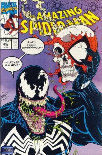Venom skull erik larsen spider man pinterest spider man venom skull erik larsen fandeluxe Gallery