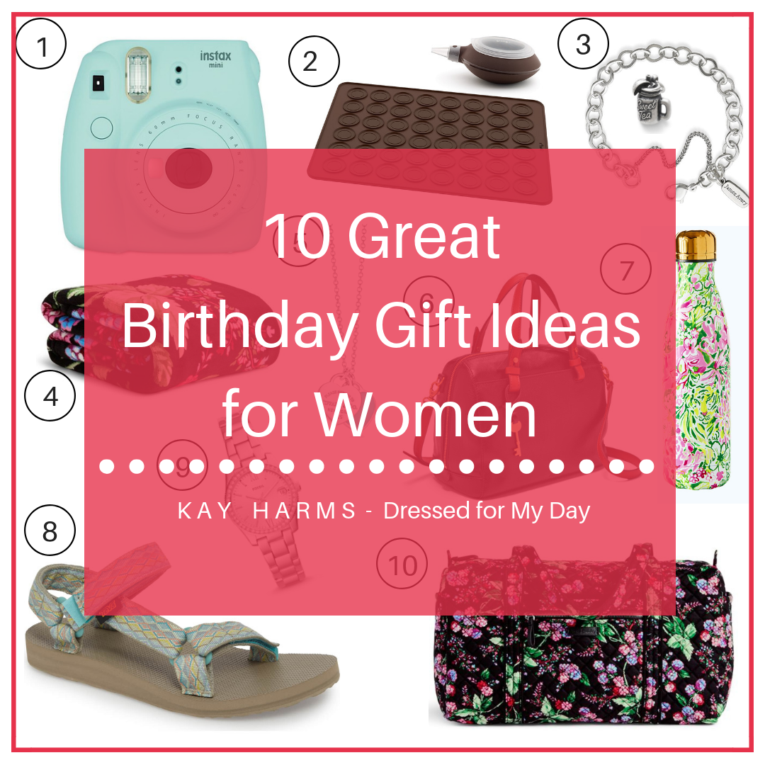 Birthday Gift Ideas For Women Gifts For Women 25th Birthday