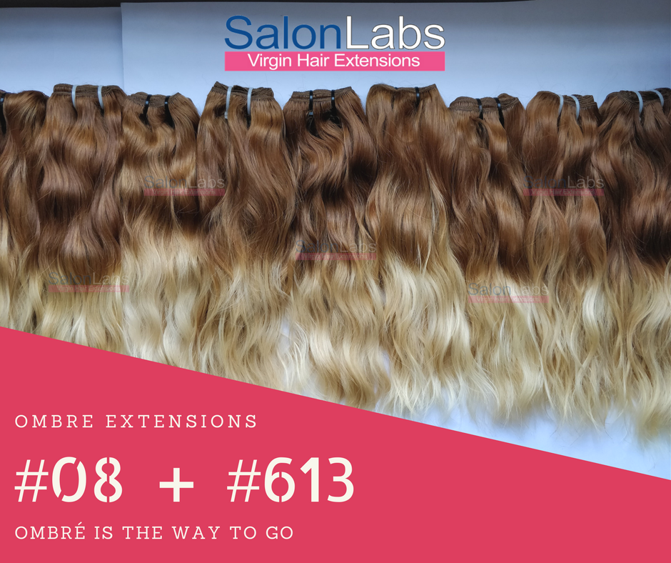 Salonlabs Ombre Hair Extensions Are Perfect If You Are Looking To