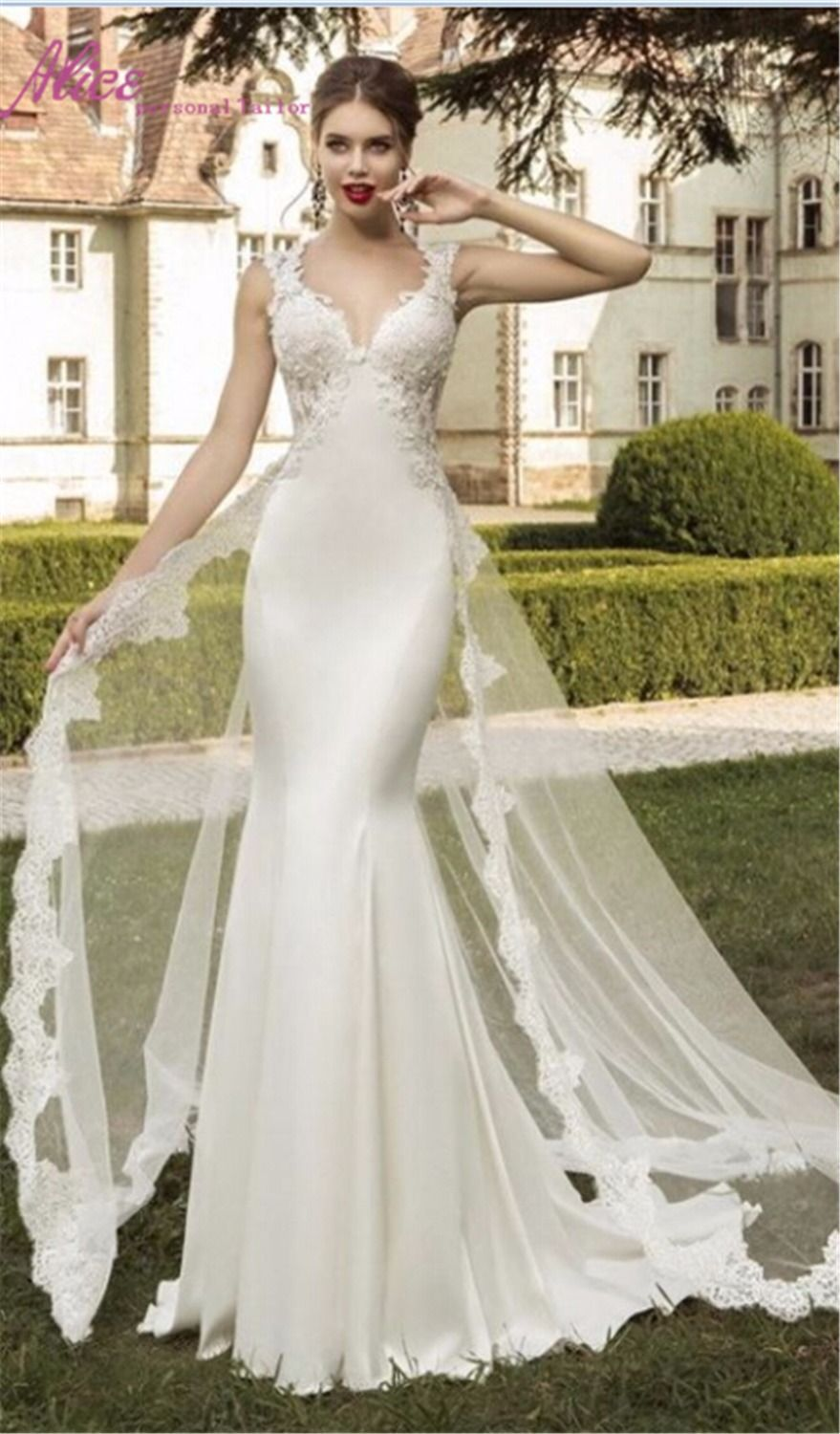 Gowns White Quality Dress Goods Directly From China Dresses Dropship Suppliers Welcome To Alice Bridal 1