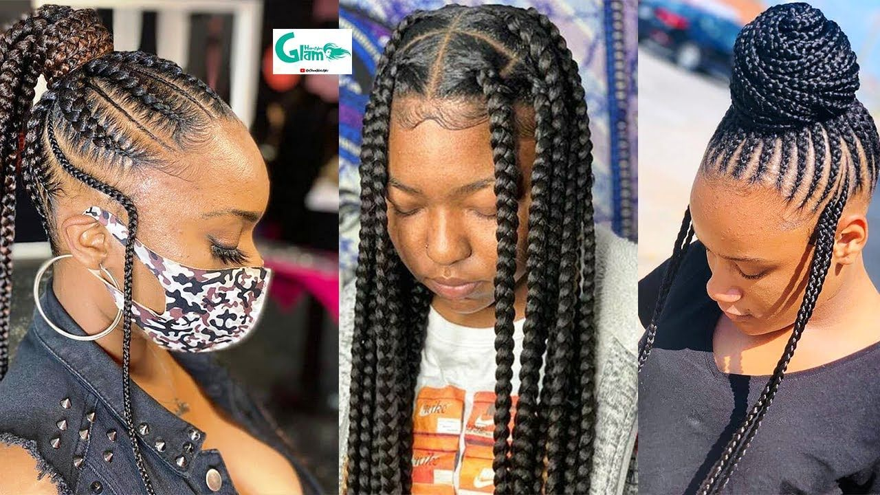 18 New African Hair Braiding Styles Pictures Cutest ...