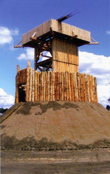 Turmhugel Und Motten Turm Burg Festungen
