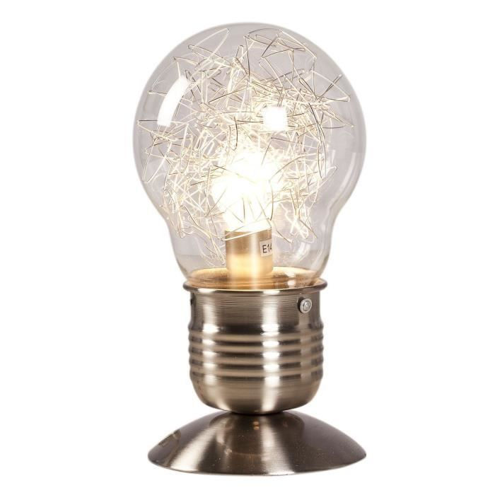 Poser Bulb A Lampe Amp Ampoule15x15x29hLampes Light Ok8n0wPX