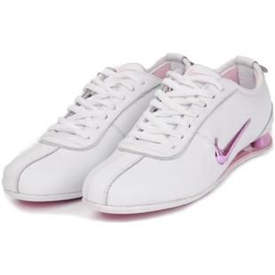 new product 12c54 1f29d www.asneakers4u.com 316316 003 Nike Shox Rivalry White Pink J12003