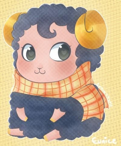 Eunice from animal crossing